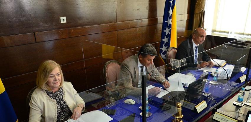 Prihvaćeno zaduženje za projekt gradskog prevoza u Sarajevu
