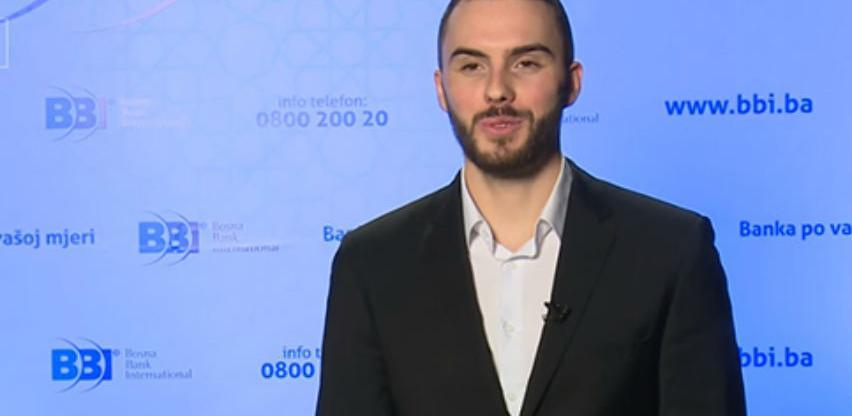 Haris Salkić - Prvi u BiH pokrenut ću kompaniju za proizvodnju robotske ruke