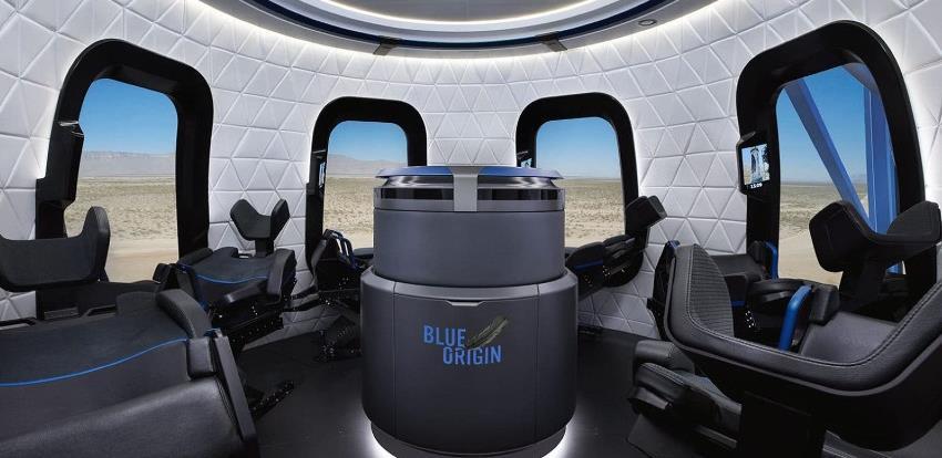 Jeff Bezos: Vrijeme je, uskoro prodaja karata za let u svemir (VIDEO)