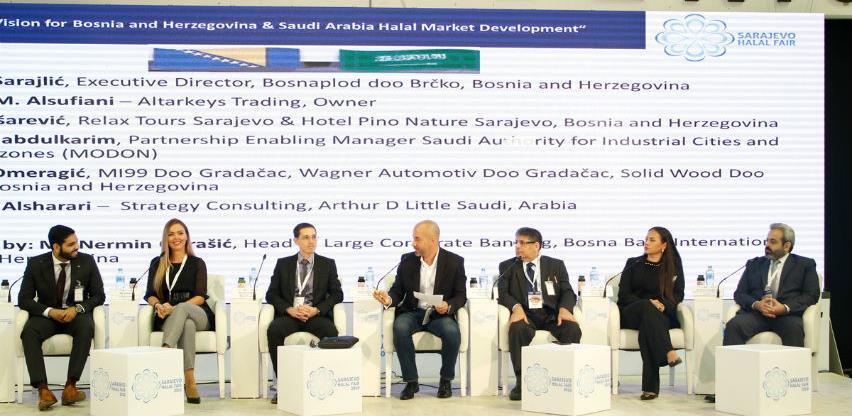 Halal-proizvodnja je prilika za unapređenje ekonomskih odnosa BiH S.Arabijom