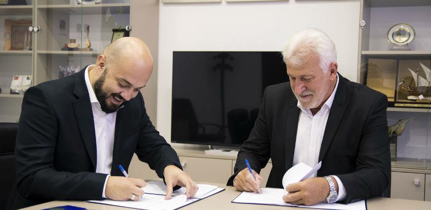 Ejubović i Šteta potpisali sporazume ukupne vrijednosti 850.000 KM