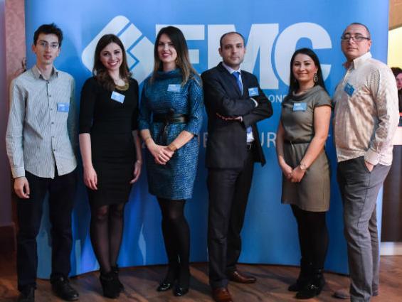 Prazničnom večerom za partnere: EMC obilježio ovogodišnje poslovanje