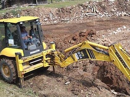 PD Glasinac: Počela izgradnja planinarskog doma