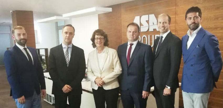 Ambasadorica SAD u BiH posjetila ASA Prevent grupaciju