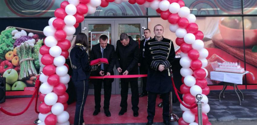 Domaći lanac trgovina Amko komerc otvorio 84. prodajni objekat