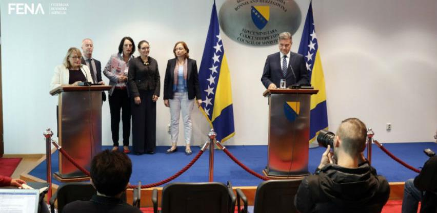 Ratificirati finansijske sporazume za nastavak izgradnje u BiH