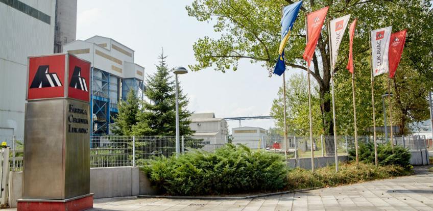 Njemačka kompanija želi potpuno vlasništvo nad Fabrikom cementa Lukavac