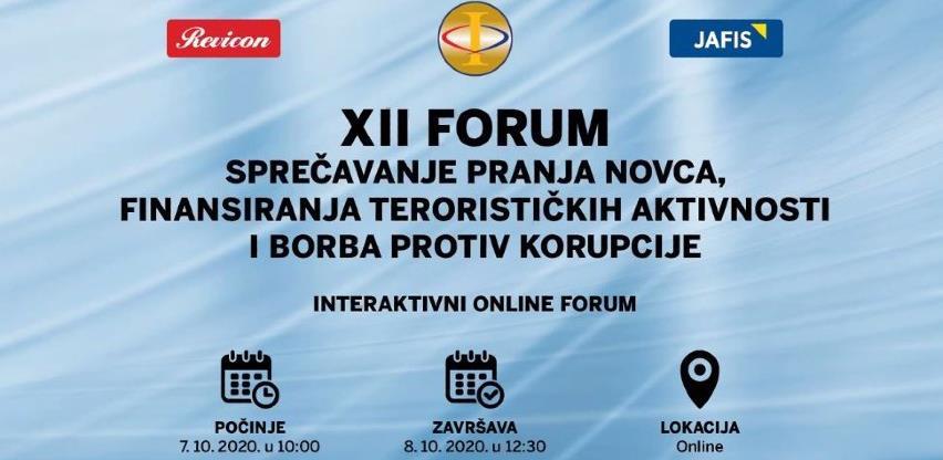 XII Revicon forum: Saradnja i zakoni ključ u borbi sa korupcijom i kriminalom