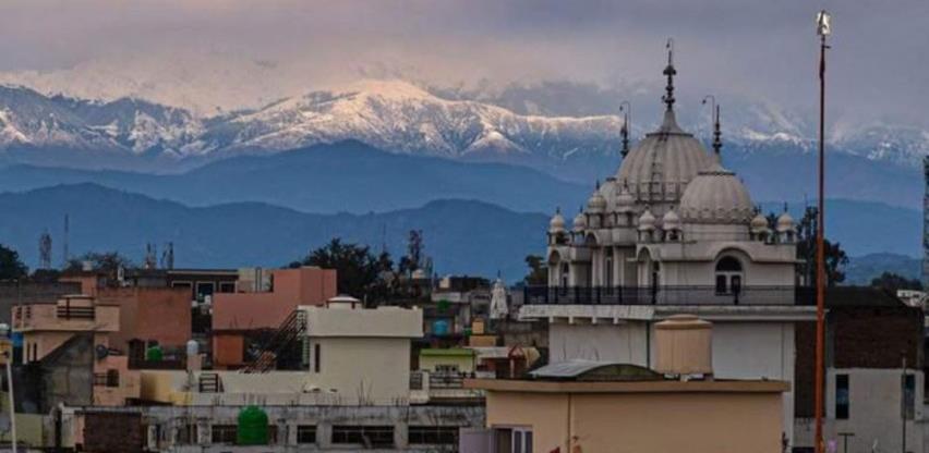 Nakon 30 godina Himalaji se prvi put vide iz Indije