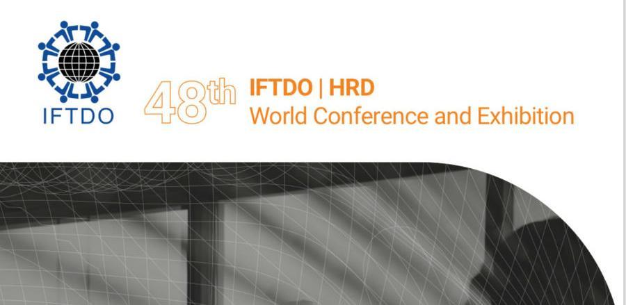48. IFTDO svjetska konferencija iz oblasti ljudskih resursa u Sarajevu