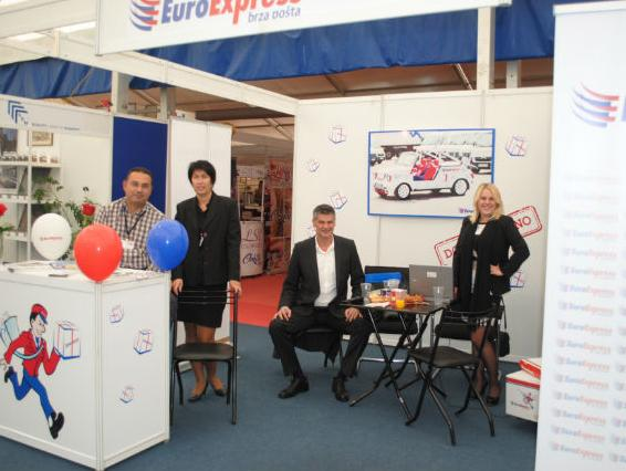 EuroExpress brza pošta po prvi put na ZEPS-u