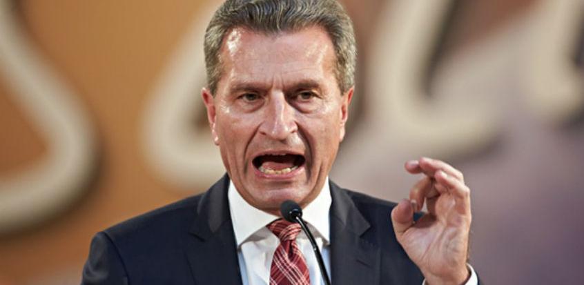 Oettinger: Sve članice EU moraju pomoći zemljama u koje stižu migranti