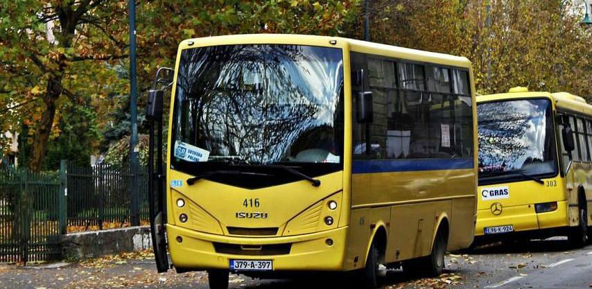 Vlada KS dala saglasnost za nabavku 10 novih minibusa za Gras