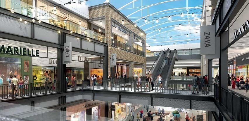 """Otvorena """"Galerija Beograd"""", najveći tržni centar u regionu"""