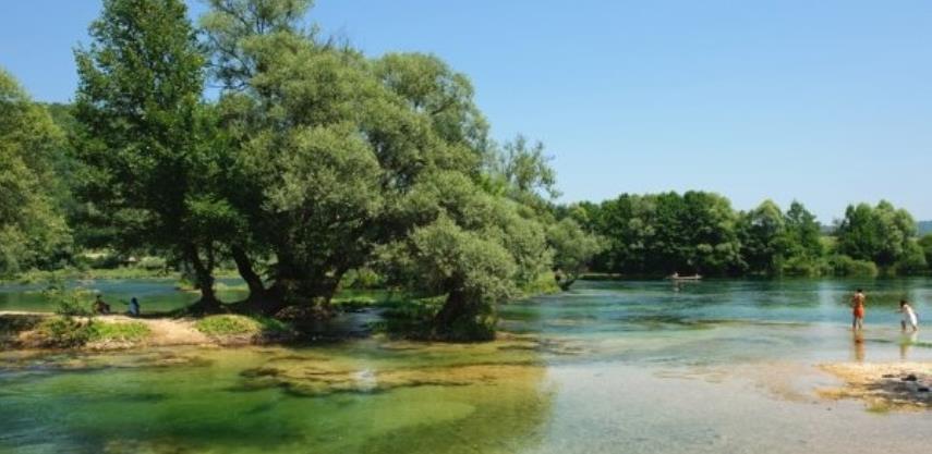 Rijeka Una- Smaragdna dolina idealna za odmor i rekreaciju