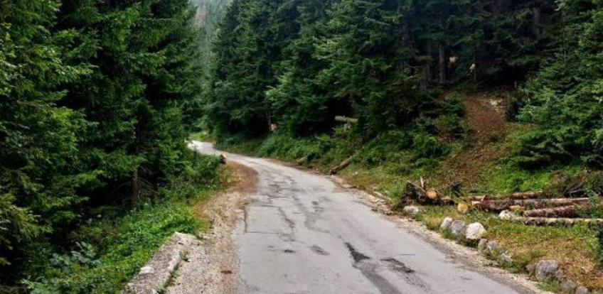 Počinje obnova puta za Trebević