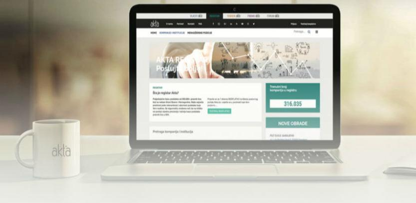 Nova marketing stranica na Akta.ba: Isplanirajte kampanju u skladu sa budžetom