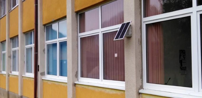 Partner MKF i UG Ekosol instalirali još jednu mjernu stanicu