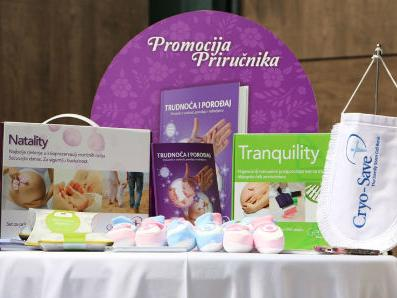 Promovisano treće izdanje besplatnog Priručnika za trudnice
