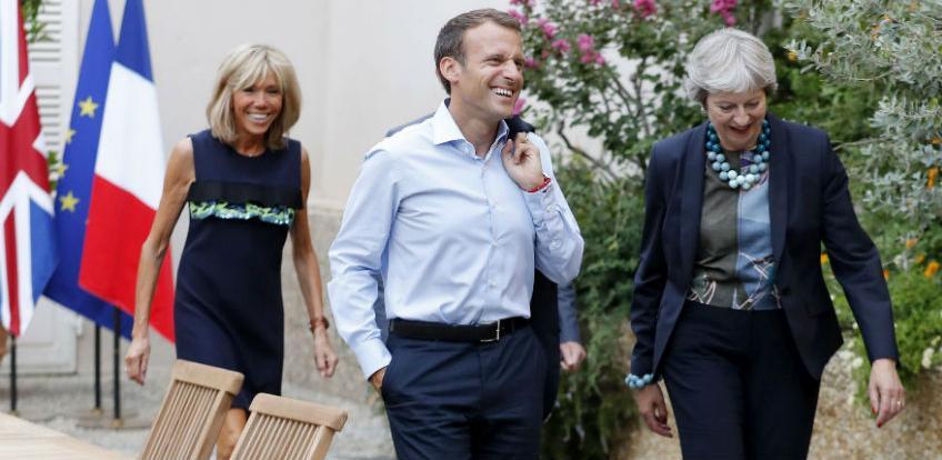 Macron: Brexit ne smije razjediniti Europu
