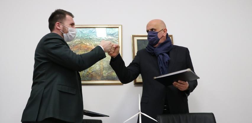 Na ljeto počinje izgradnja vjetroelektrane u Kantonu Sarajevo
