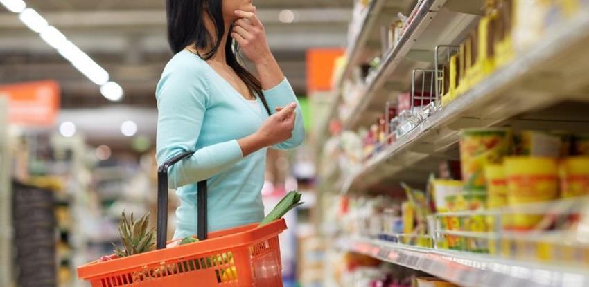 Ni dvije prosječne plate nisu dovoljne za potrošačku korpu u FBiH