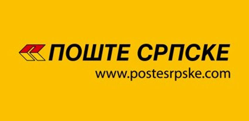 Pošte Srpske ostvarile dobit od 168.714 KM