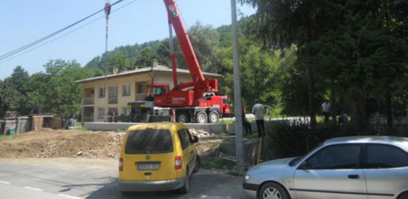 Inžinjering 1 d.o.o. počeo sa radovima na školskoj sali u Jablanici
