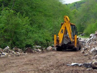 Općina Pale biće u potpunosti povezana asfaltnom komunikacijom sa Goraždem