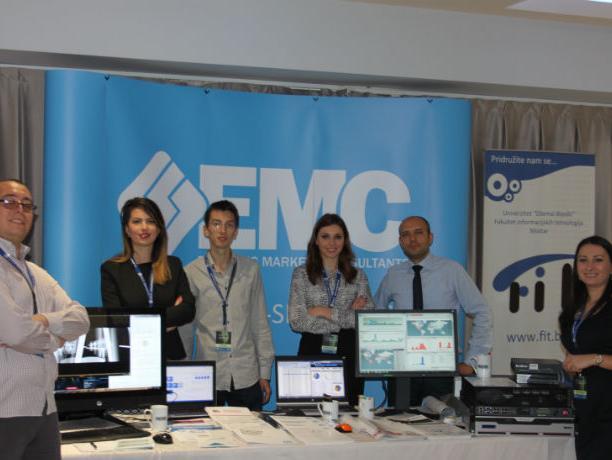 EMC d.o.o. gost partner na šestim UNIS Danima