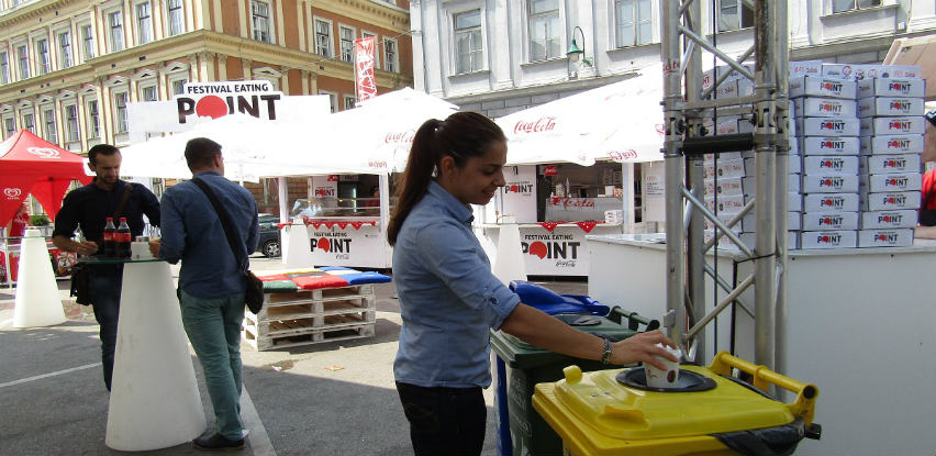 Ekopak jača svijest o odvojenom odlaganju ambalažnog otpada na SFF-u