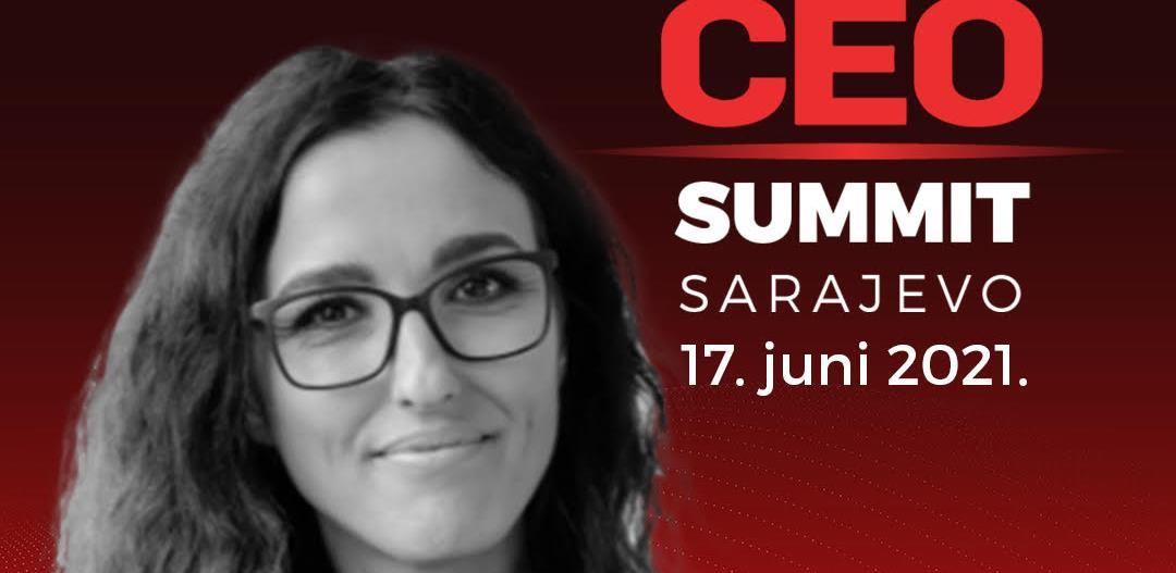 Dun & Bradstreet partner CEO Summita Sarajevo 2021.