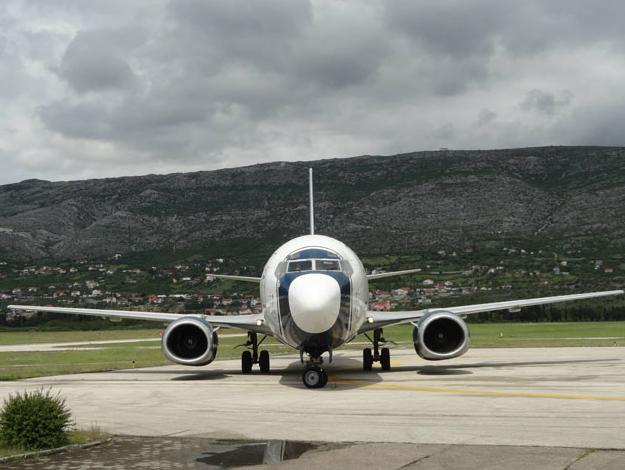 Studija EU: Zračna luka Mostara, uz ulaganja, ima budućnost