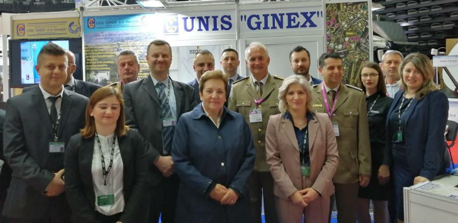 Kompanije iz BiH na Međunarodnoj izložbi naoružanja i vojne opreme ASDA u Splitu
