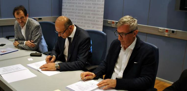 Potpisan ugovor za nadzor radova na izgradnji magistralne ceste Neum - Stolac