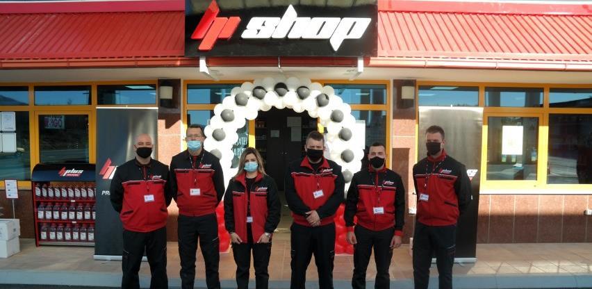 Hifa Petrol otvorila svoju 44. benzinsku pumpu u Livnu