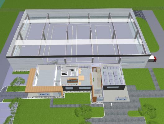 U Livnu započinje izgradnja tvornice opruga