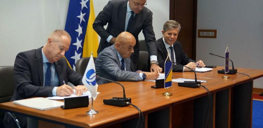 Za izgradnju dionice na Koridoru Vc 15 miliona eura