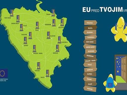 Počinje kampanja EU pred tvojim vratima