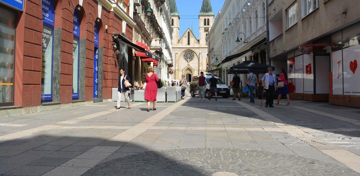 Počinje sanacija ulice Štrosmajerova