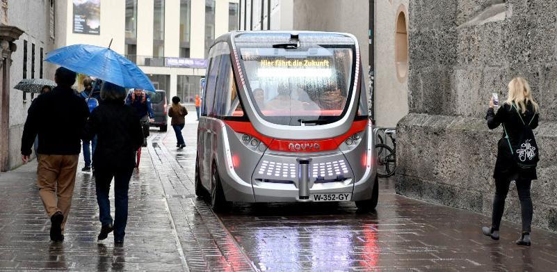 Beč dobiva prvi autobus bez vozača
