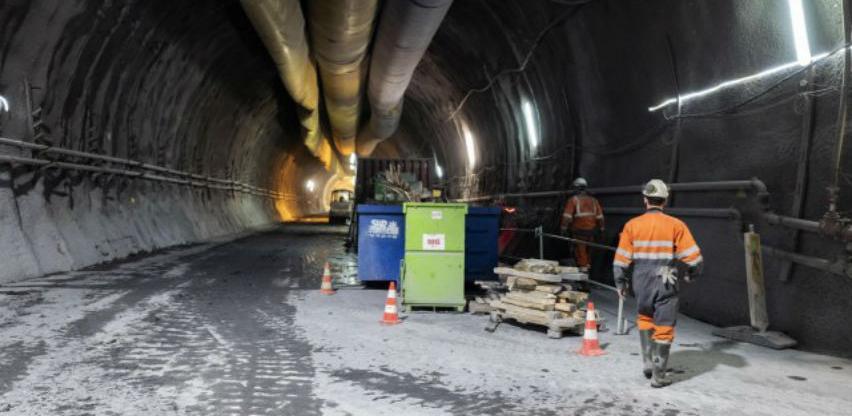 Od Kolašina do Berana za pola sata: Euro-Asfalt buši tunel s obje strane