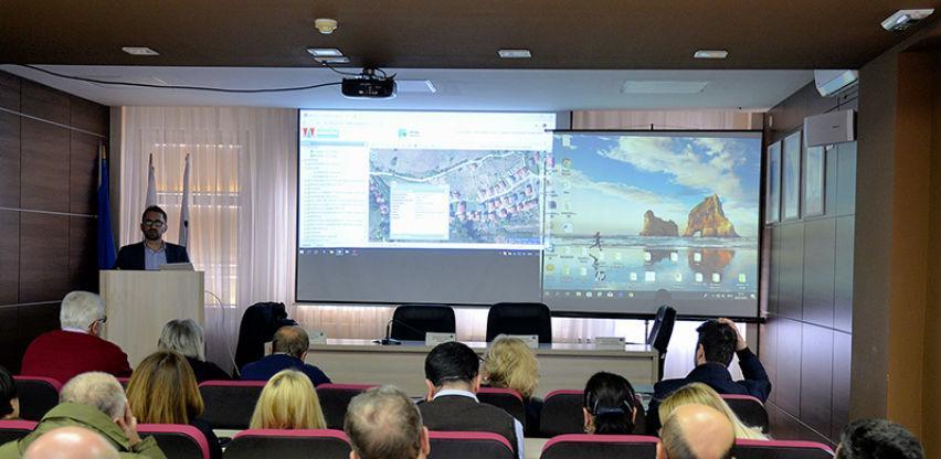 Općina Hadžići predstavila adresni registar i geoinformacioni sistem