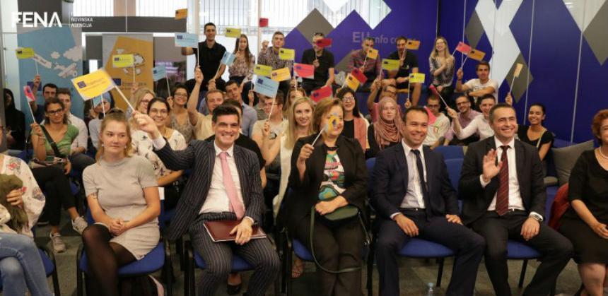 Udvostručen budžet Erasmus+ programa, sve veći interes u BiH