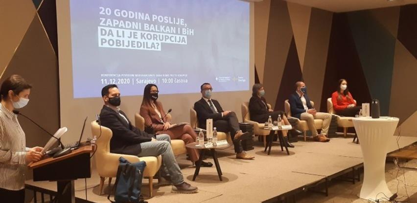 Korupcija glavni kamen spoticanja na putu ka samoodrživosti BiH