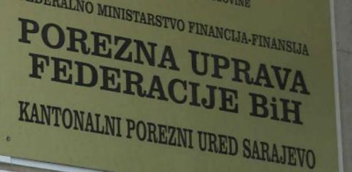 Porezna uprava FBiH u 230 nadzora otkrila 58 neprijavljenih radnika
