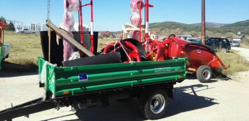 Farmeri s Kupresa pokreću vlastitu proizvodnju zahvaljujući donacijama EU