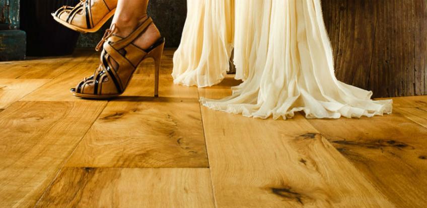 """Nova kolekcija drvenih podova """"Rustico by enteringfloors"""""""