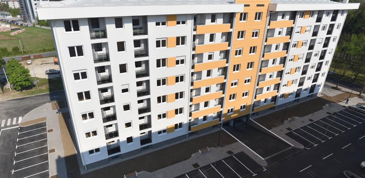 Hidro-kop sredinom ljeta 2020. počinje izgradnju novog stambenog naselja