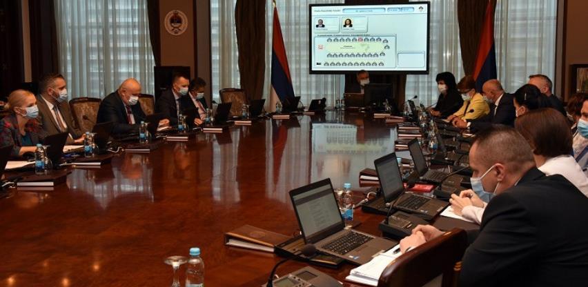 """Vlada RS: Izrada Zoning plana posebne namjene """"Aerodroma Trebinje"""""""